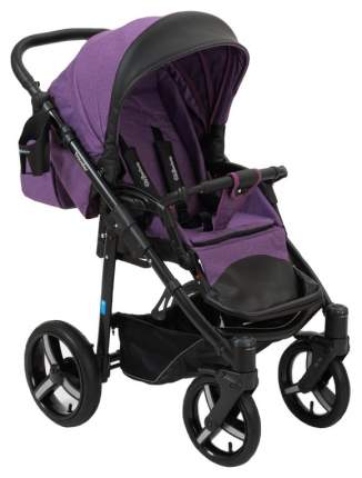 Прогулочная коляска Mr Sandman Traveler Premium SL14 Фиолетовая