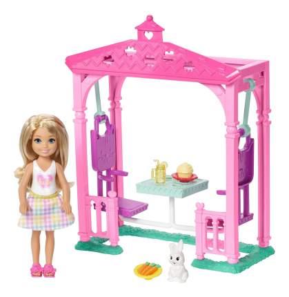 Игровой набор FDB34 Barbie Челси и набор мебели