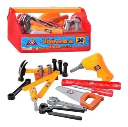 Набор инструментов в ящике Joiners Tool 20 шт. Gratwest Г7289