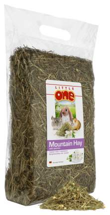 Сено для грызунов Little One mountain hay с жасмином 0.4 кг 1 шт