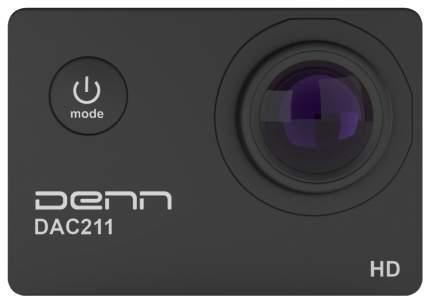 Экшн камера DENN DAC211 Black