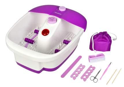 Массажная ванночка для ног Planta MFS-200V SPA Salon white/purple