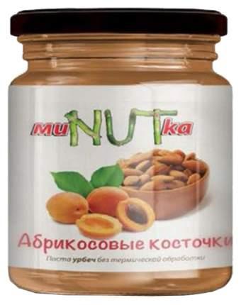 Паста МиNUTка урбеч абрикосовые косточки 200 г