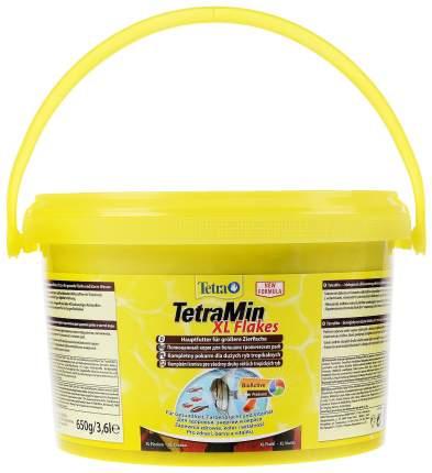 Корм для рыб Tetra TetraMin XL, хлопья, 3,6 л
