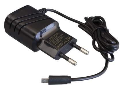 Сетевое зарядное устройство Navitoch microUSB 1A Black