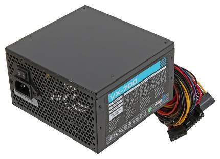 Блок питания компьютера Aerocool VX-700