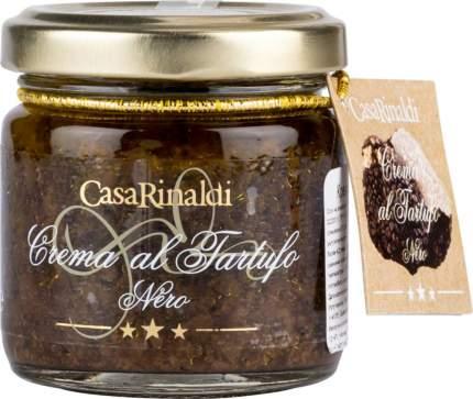 Крем-паста  Casa Rinaldi с черным трюфелем 80 г