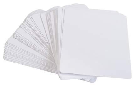 Дополнения к играм Pandora's Box Studio Набор пустых карт 50 шт цвет белый