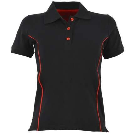 Женская рубашка поло Alfa Romeo 5916630 Black