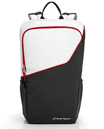 Рюкзак Audi 3151600200 black/white/red