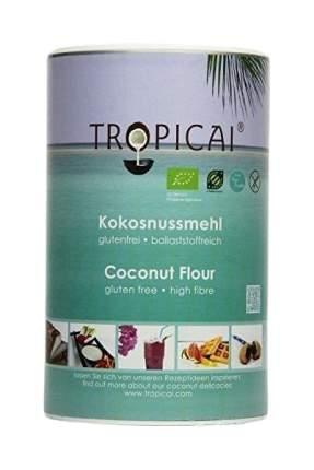 Органическая мука Tropicai кокосовая 500 г