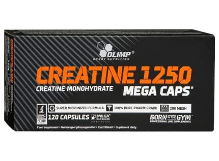 Креатин Olimp Creatine 1250 Mega Caps, 120 капсул