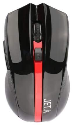 Беспроводная мышь Jet.A Comfort OM-U40G Red/Black