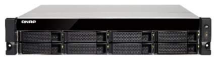Сетевое хранилище данных QNAP TS-853BU-RP-8G