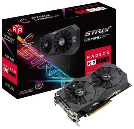 Видеокарта ASUS ROG Strix Radeon RX 570 (ROG-STRIX-RX570-4G-GAMING)