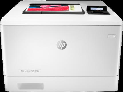Лазерный принтер HP Color LaserJet Pro M454dn