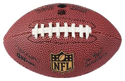 Сувенирный мяч для регби Wilson NFL Mini