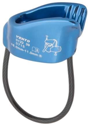 Устройство страховочно-спусковое Vento Корзинка Лайт синее