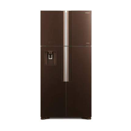 Холодильник (Side-by-Side) Hitachi R-W 662 PU7 GBW Brown