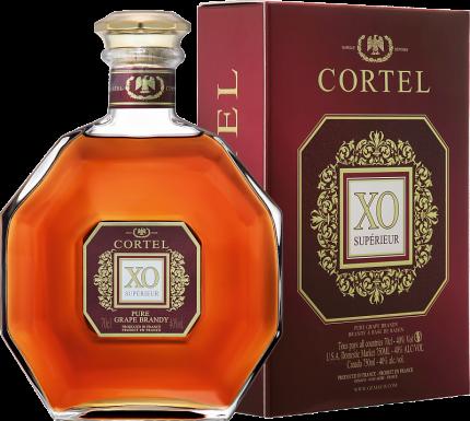 Cortel XO Superior Brandy (gift box)