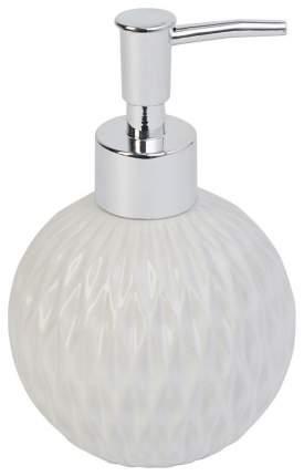 Дозатор для жидкого мыла Hoff Mirabel White