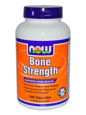 NOW Foods Bone Strength 120 cap (120 капс.)