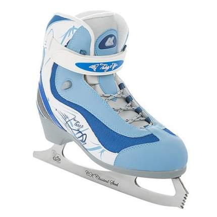 Коньки фигурные Спортивная Коллекция Tango, синий, 42 RU