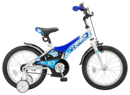 """Велосипед Stels Jet 16"""" Белый/синий"""