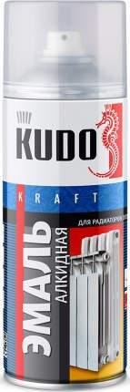 Эмаль KUDO для радиаторов отопления белая