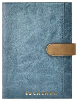 Записная книжка Феникс+ (канцтовары) Синтетическая бумага, А5, 96 листов Темно-синяя