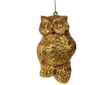 Елочная игрушка Hogewoning золотая коллекция 7х6х11 см 1 шт 400472-070