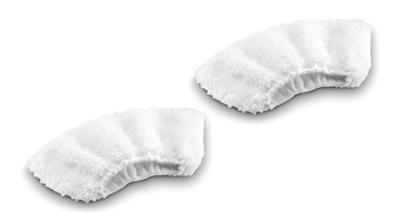 Комплект микроволоконных салфеток Karcher для ручной насадки