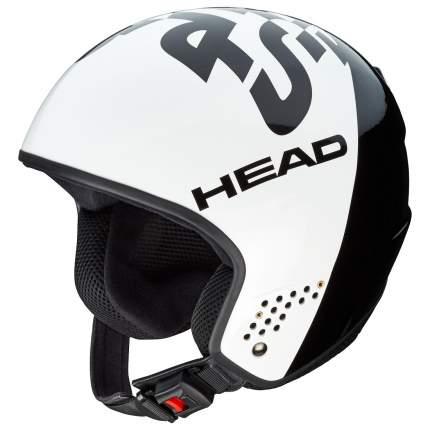 Горнолыжный шлем Head Stivot Race Carbon 2020 black/white, XL