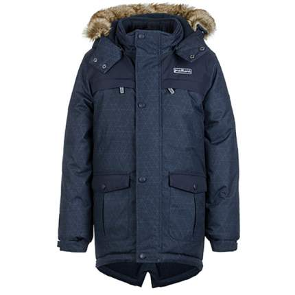 Парка зимняя dark blue 14 Premont Wp82405