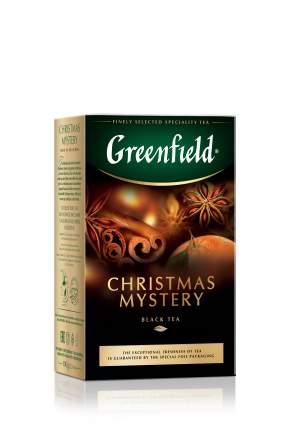 Чай черный Greenfield листовой christmas mistery 100 г