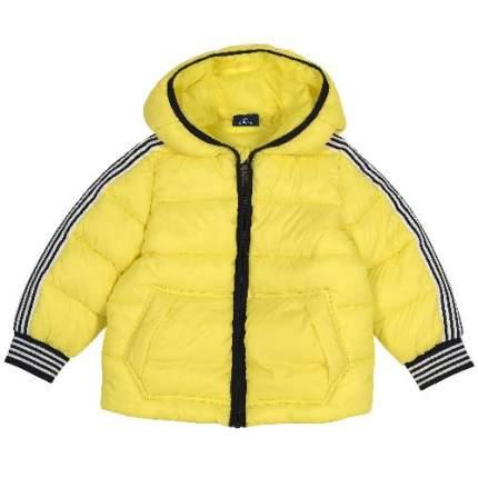 Куртка Chicco для мальчиков р.110 цв.желтый