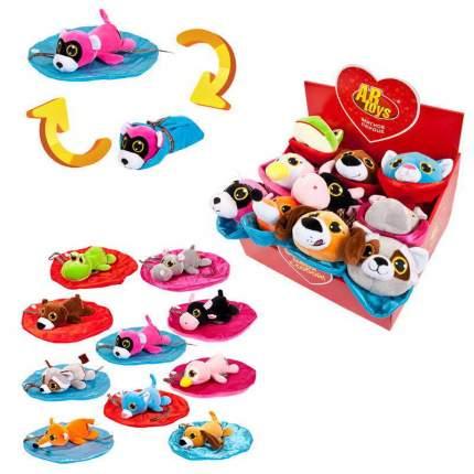 Серия Перчинки игрушки мягкие в круглых одеялках 20 см., 10 персонажей 12 шт. в упаковке