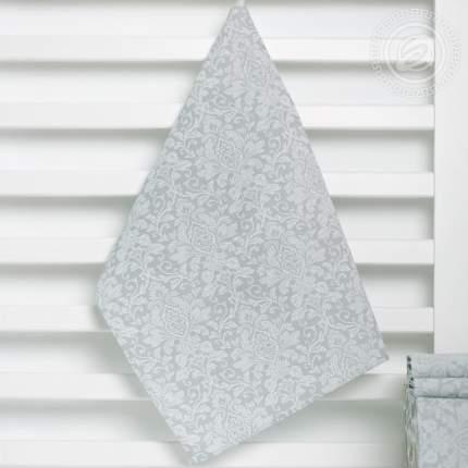 АРТ ДИЗАЙН Кухонное полотенце Вензель Цвет: Серый (50х70 см)