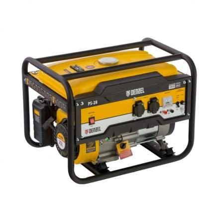 Бензиновый генератор DENZEL PS 28 946824