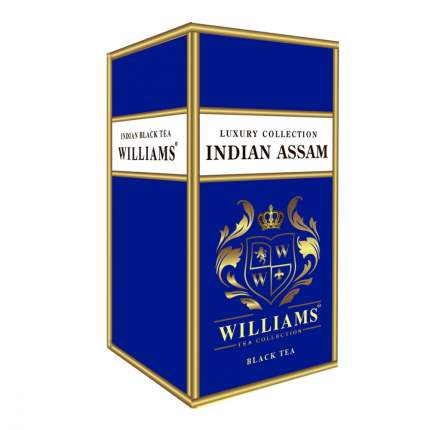 Чай Williams Indian Assam черный 150 г