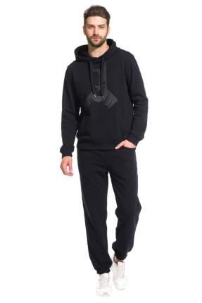 Спортивный костюм Peche Monnaie B.A.D. Societe, черный, 4XL INT