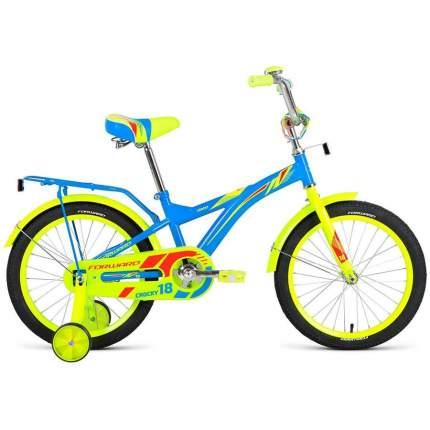 Велосипед 18' Forward Crocky 18-19 г Синий/RBKW9LNH1015