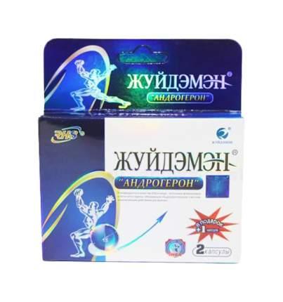 Препарат для повышения потенции Андрогерон Жуйдэмэн 2 капсулы + 1 капсула