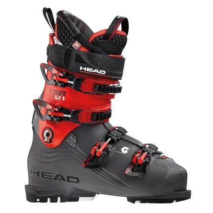 Горнолыжные ботинки HEAD Nexo LYT 110 G 2019, anthracite/red, 27.5