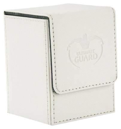 Коробочка Ultimate Guard XenoSkin на 100 карт, белая