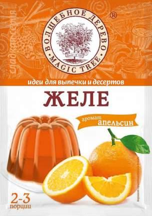 Желе аромат Волшебное дерево апельсин 50 г