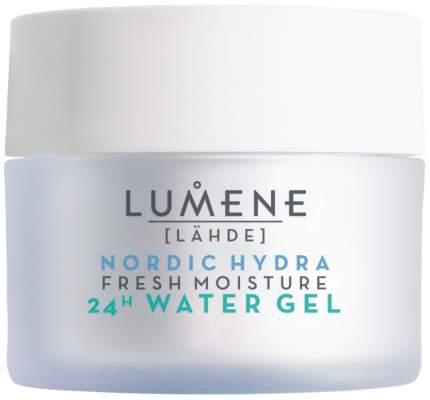 Гель для лица Lumene Nordic Hydra Fresh Moisture 24h 50 мл