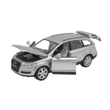 Машинка металлическая Автопанорама 1:32 Audi Q7, JB1251144
