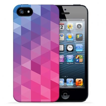 Чехол KAWAI для iPhone 5/5s Vivid