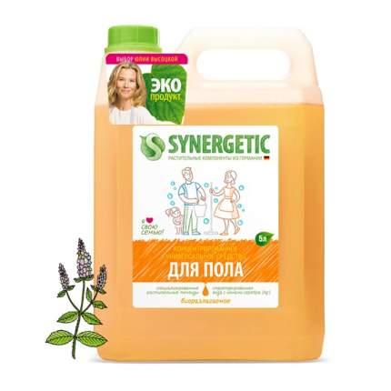 Средство для мытья полов Synergetic 5 л